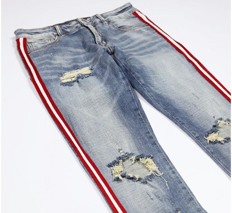 Джинсы Crysp Line Blue Vintage