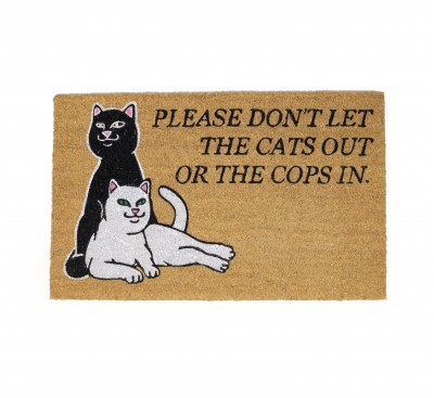 Ковер RipNDip Don't Let The Cops In Rug